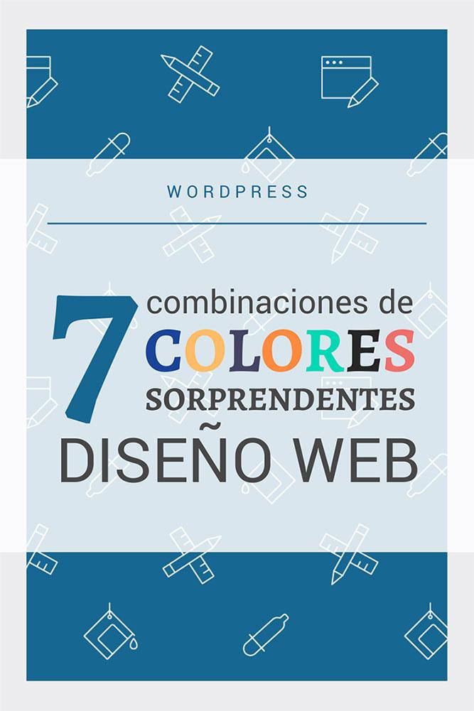 7 combinaciones colores sorprendentes pagina web wordpress archive