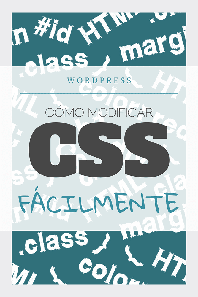Wordpress como modificar css facilmente imagen archive