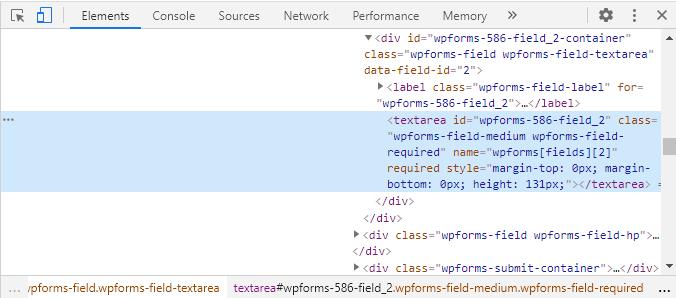 clic boton derecho inspeccionar google chrome html