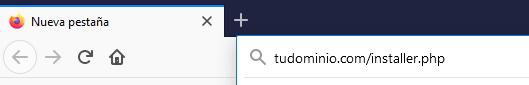 como migrar restaurar pagina web duplicator navegador