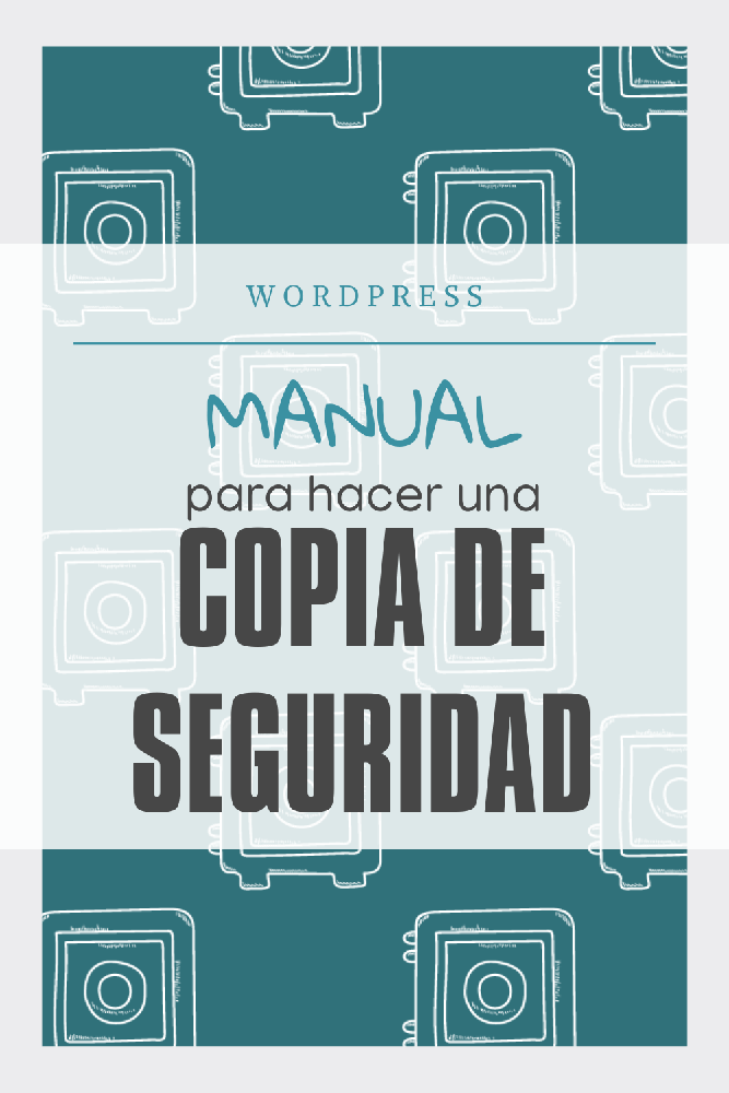 como hacer copia seguridad pagina web wordpress duplicator web-sastre