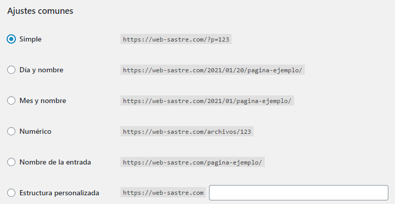 error 404 despues migrar restaurar pagina web wordpress