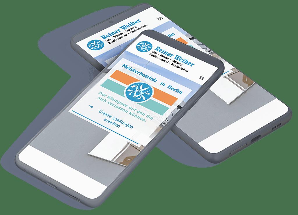 proyecto websastre diseno web wordpress movil