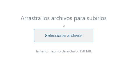 trucos elementor widget imagen subir archivos selecciona